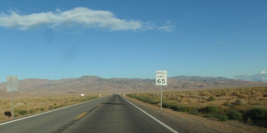 Vejen til Burning Man