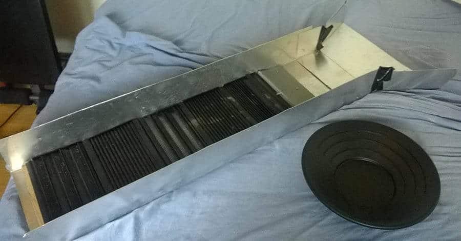 guldgraver udstyr